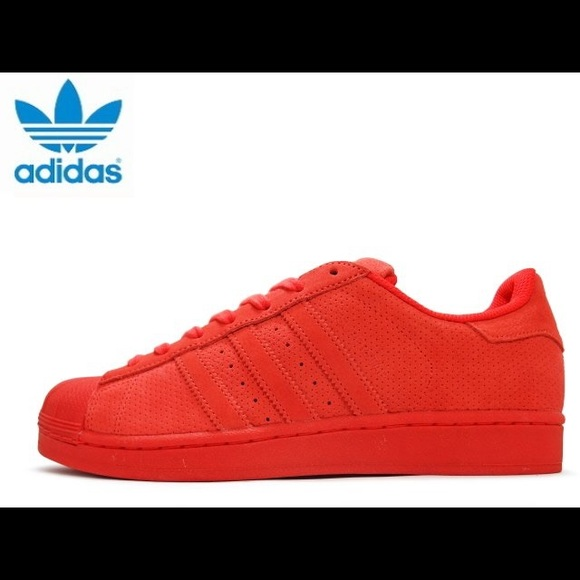 grossiste 9eed2 2332d Adidas superstar rt red